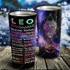 Personalized Zodiac Loves Being In Long Relationships - Astrology Sign Gift, Stainless Tumbler