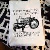 That's What I Do I Ride Tractors I Play With Cows & I Know Things Shirt, Tractors Cows Lover, Shirt For Farmers