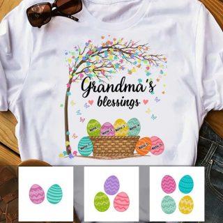 Grandma's blessing